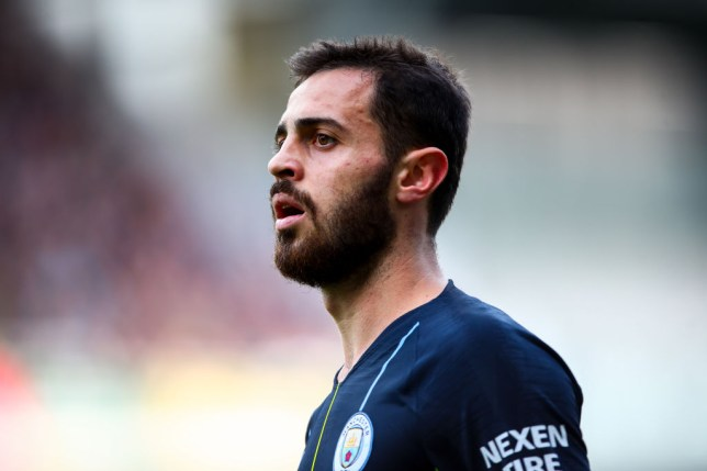 Bernardo Silva would like Manchester City to sign the Manchester United target