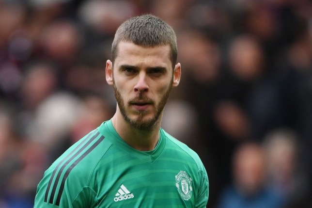 David De Gea is reportedly keen to stay at Manchester United
