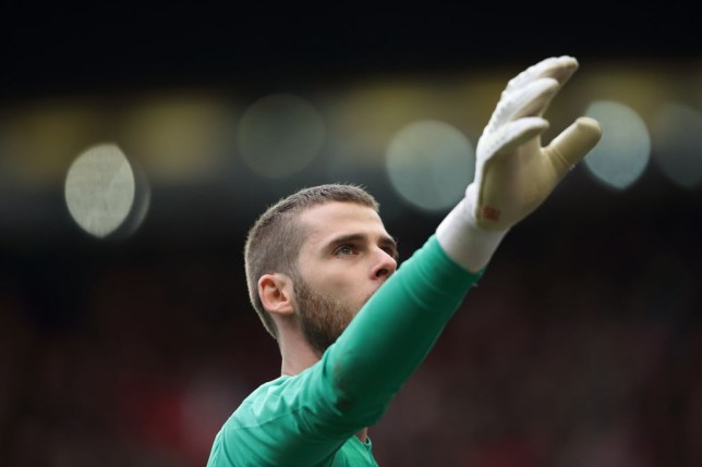 David de Gea has made a series of mistakes for Manchester United