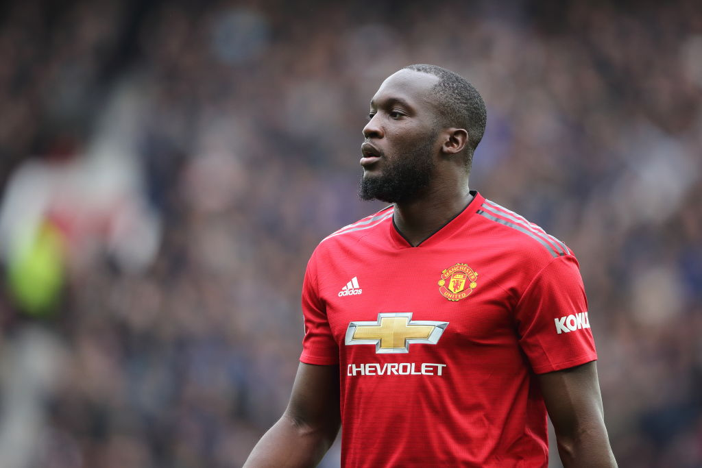 Inter Milan agree personal terms with Romelu Lukaku but fear Manchester United won't lower £70m price tag