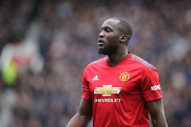 Romelu Lukaku is set to leave Manchester United