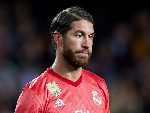 Zinedine Zidane wants Sergio Ramos to stay at Real Madrid as Manchester United make approach