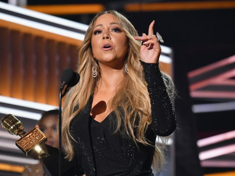 Mariah Carey feeling the Instagram outage showing she might be like the rest of us after all