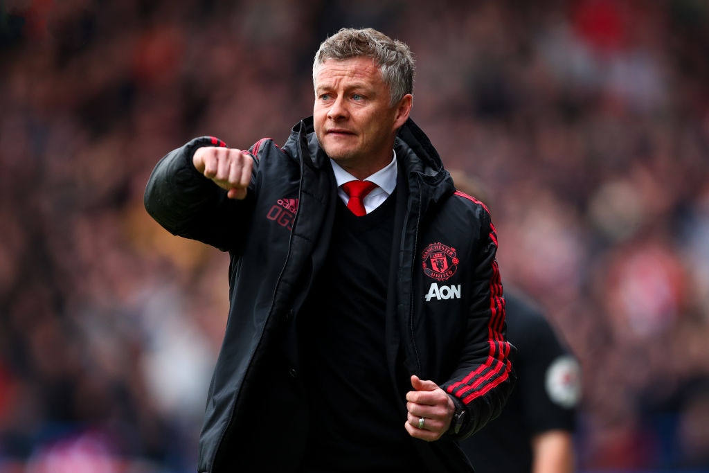 Ole Gunnar Solskjaer is targeting a big summer of signings