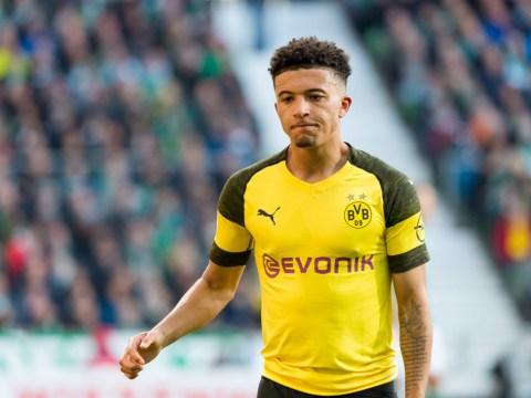 Manchester United make u-turn on move for Dortmund star Jadon Sancho