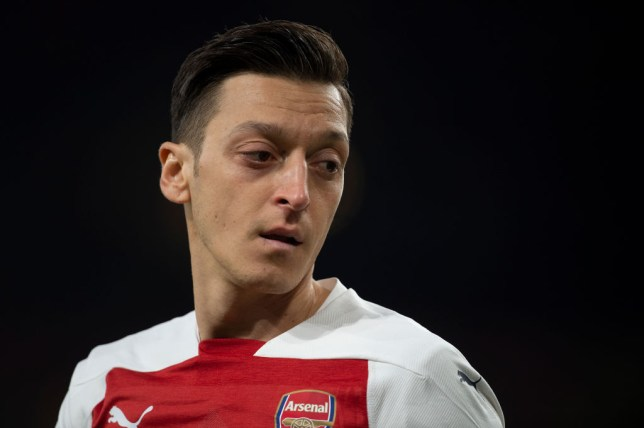 Mesut Ozil insists he wants to stay at Arsenal