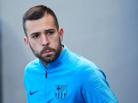 Barcelona legend Xavi sends warning to Jordi Alba over 'dangerous' Sadio Mane