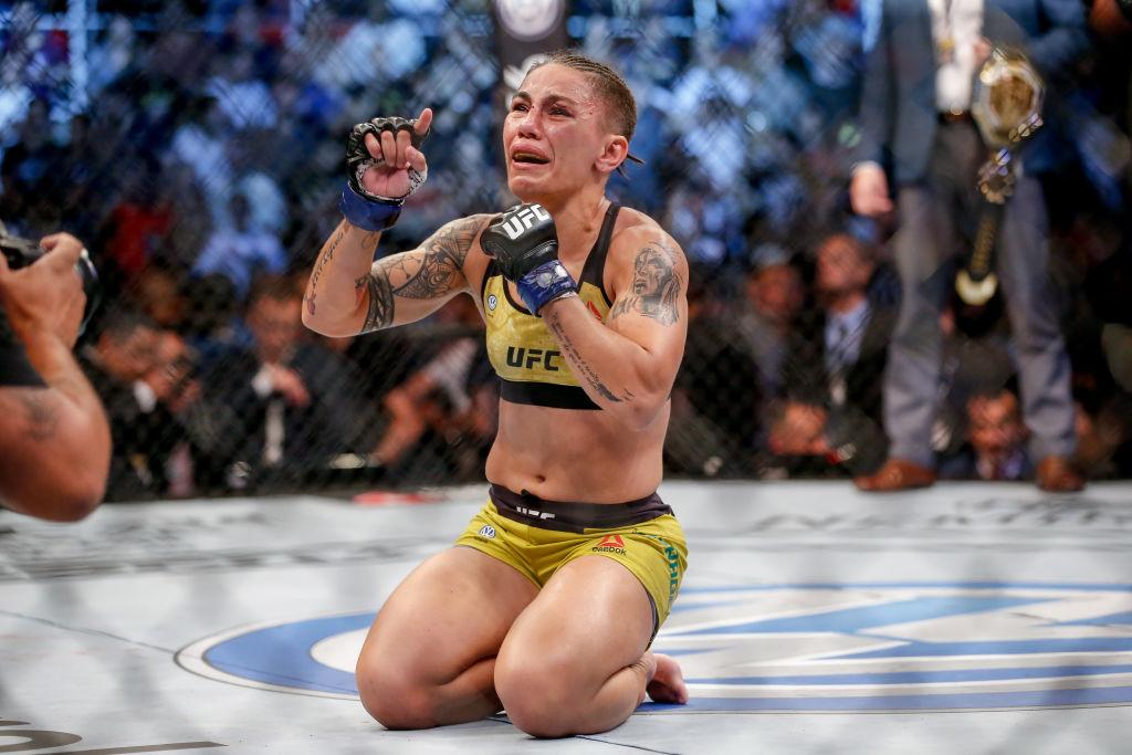 Rose Namajunas may retire after slam defeat to Jessica Andrade at UFC 237