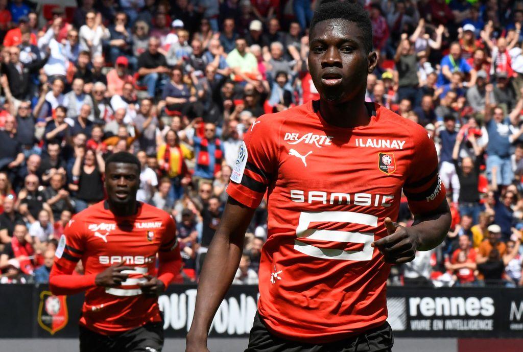 Rennes slap £44million price tag on Arsenal transfer target Ismaila Sarr