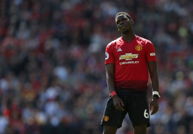 Real Madrid's discussions to sign Manchester United ace Paul Pogba have stalled