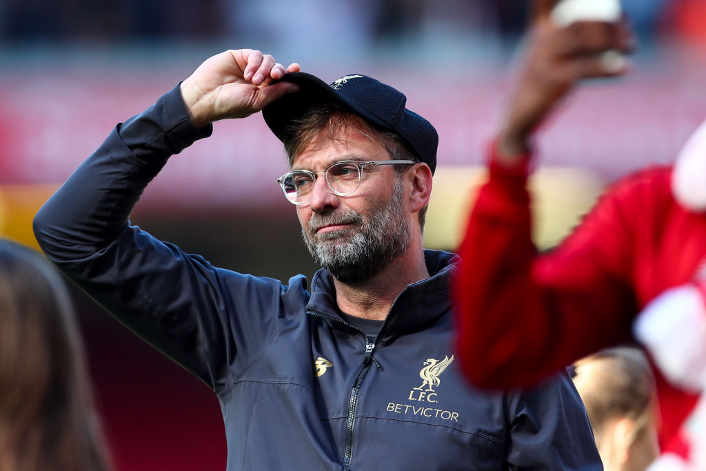 Jurgen Klopp is targeting just two signings this summer