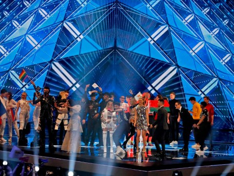Israel webcast of Eurovision semi-final 'hacked by Hamas' with explosion footage