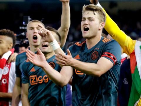 Why Liverpool ended their interest in Ajax defender Matthijs de Ligt