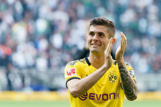 Christian Pulisic has joined Chelsea from Borussia Dortmund