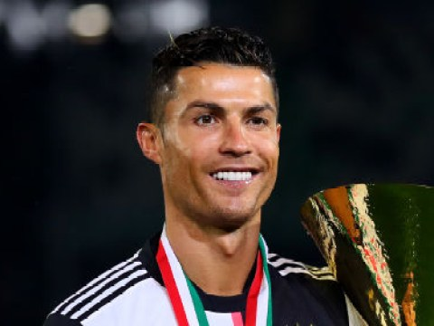 Cristiano Ronaldo eyeing reunion with Jose Mourinho at Juventus next season
