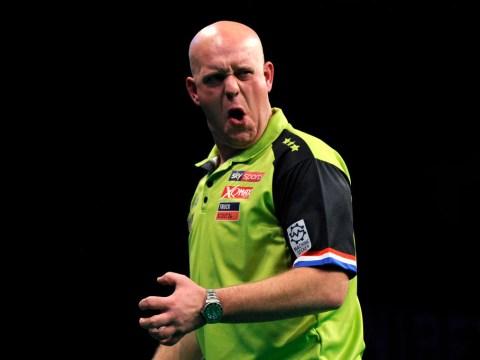 Michael van Gerwen vows to turn form around after US Darts Masters flop