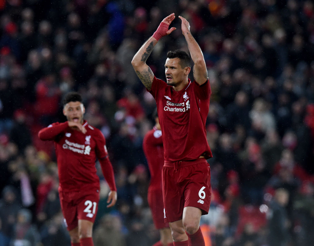 Dejan Lovren calls on Liverpool to show 'balls' against Barcelona in Champions League semi-final