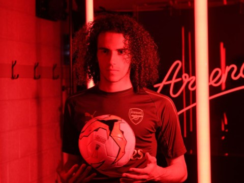 Matteo Guendouzi enjoys evening with former teammate and Arsenal target Alexis Claude-Maurice