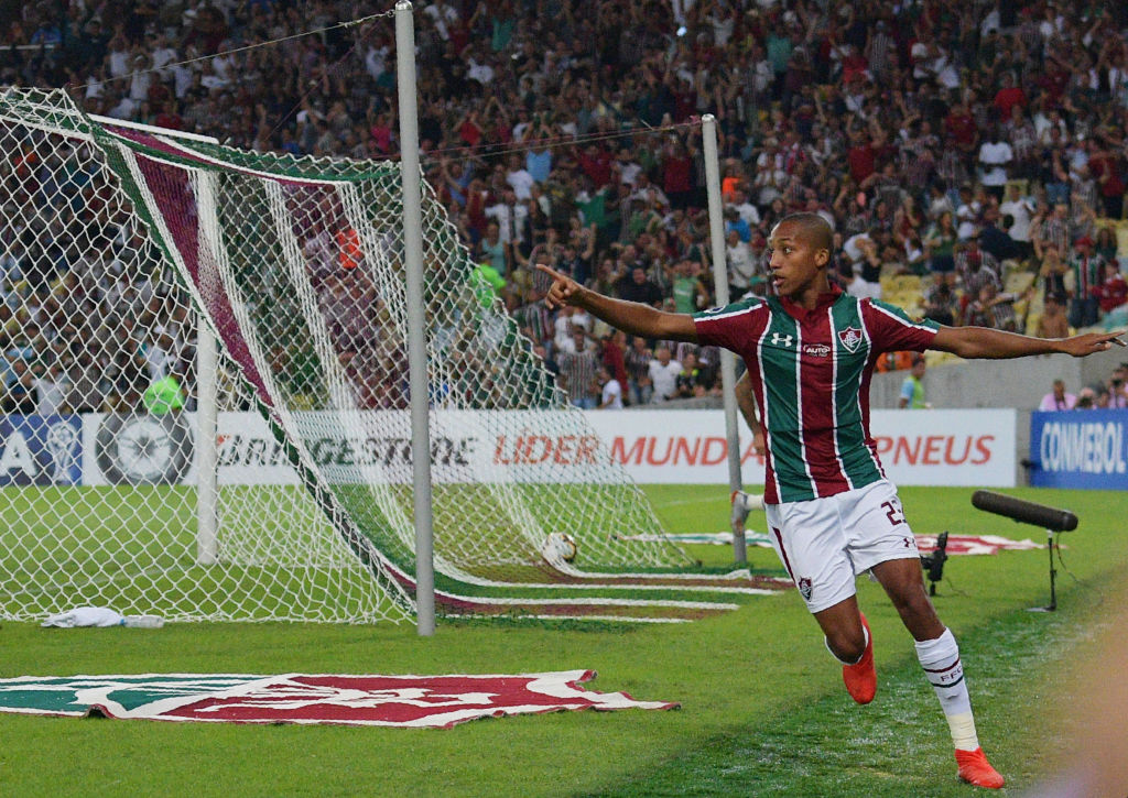 Liverpool enquire about potential transfer for Fluminense star Joao Pedro