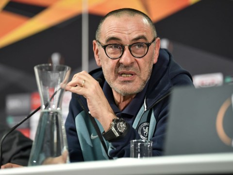 Maurizio Sarri admits Chelsea are in 'trouble' as he confirms another injury blow