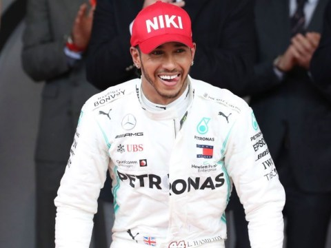 Lewis Hamilton to be filmed for Netflix series at German Grand Prix as he makes Drive to Survive debut