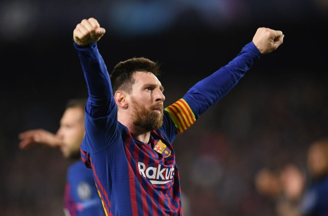 Mauricio Pochettino has called on his players to show the same level of desire as Lionel Messi against Ajax next week