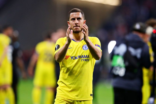 Chelsea ace Eden Hazard could join Real Madrid this summer