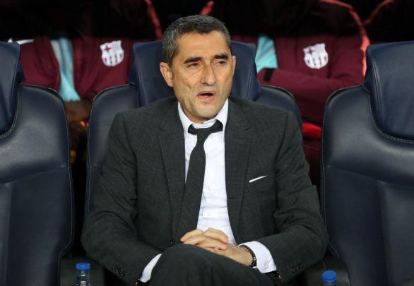 Pep Guardiola backed under-fire Barcelona boss Ernesto Valverde