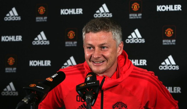 Manchester United boss Ole Gunnar Solskjaer encouraged by transfer approaches from agents