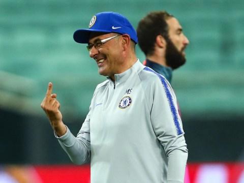 Martin Keown slams Maurizio Sarri for throwing a tantrum before Chelsea vs Arsenal Europa League final