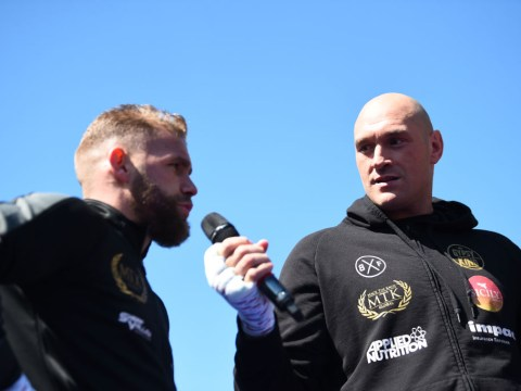 Frank Warren wants Billy Joe Saunders vs Callum Smith and reveals 12-month plan for Tyson Fury