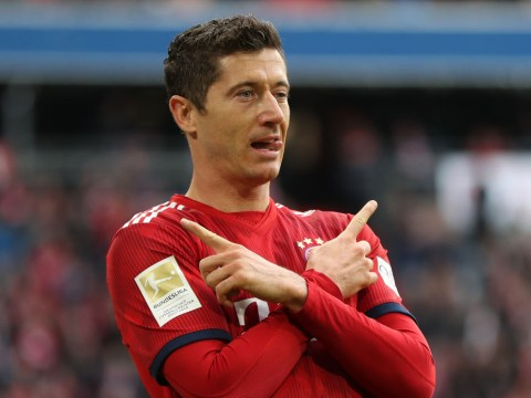 Manchester United make enquiry for Bayern Munich striker Robert Lewandowski
