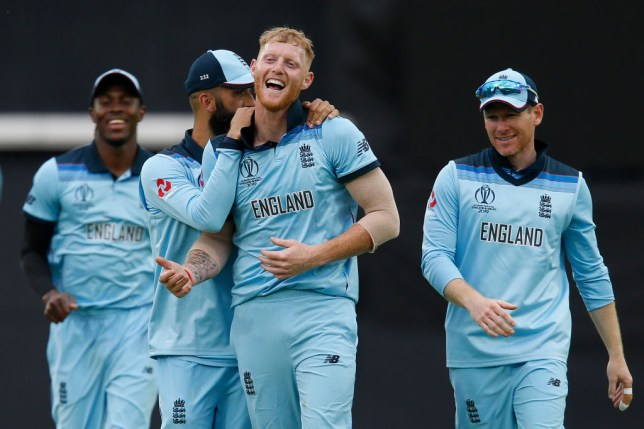 Ben Stokes produced an incredible catch in England's victory over South Africa