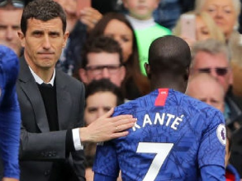 Maurizio Sarri accepts responsibility for N'Golo Kante's injury during Chelsea's win over Watford