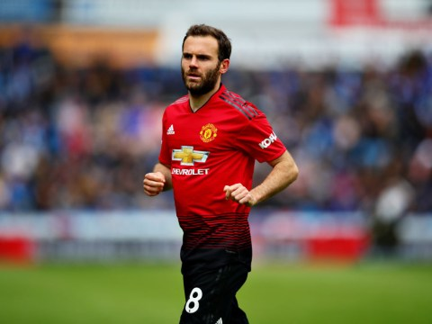 Staying? Manchester United drop hint over Juan Mata's future at Old Trafford