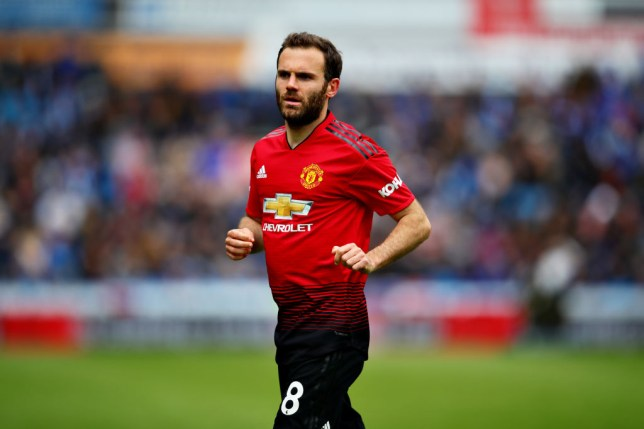 Juan Mata is yet to sign a contract extension