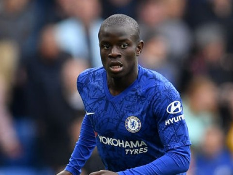 N'Golo Kante has a 50/50 chance of playing in the Europa League final, claims Chelsea boss Maurizio Sarri