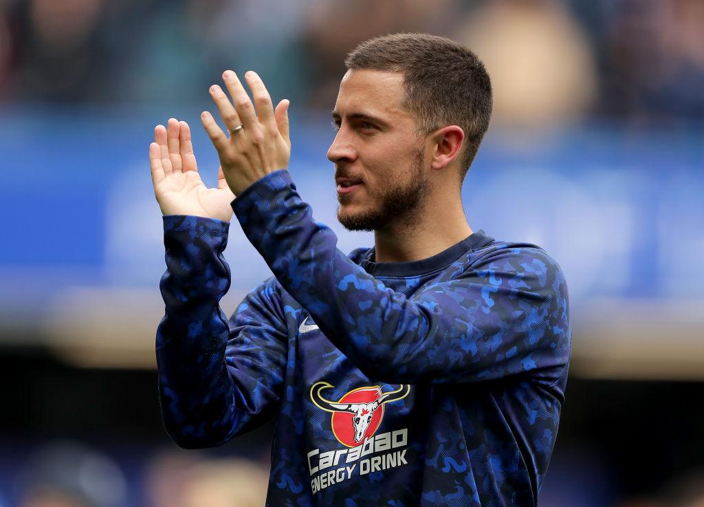 Eden Hazard urges Chelsea's Marina Granovskaia to facilitate quick Real transfer