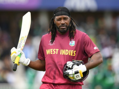 Chris Gayle sets Cricket World Cup record as West Indies thrash Pakistan