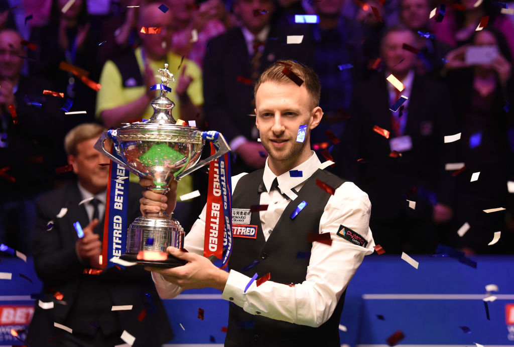 Judd Trump and Ronnie O'Sullivan each win twice at 2019 World Snooker Awards