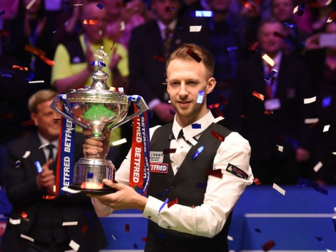 Judd Trump rejects Ronnie O'Sullivan comparison after thrilling Snooker World Championship win