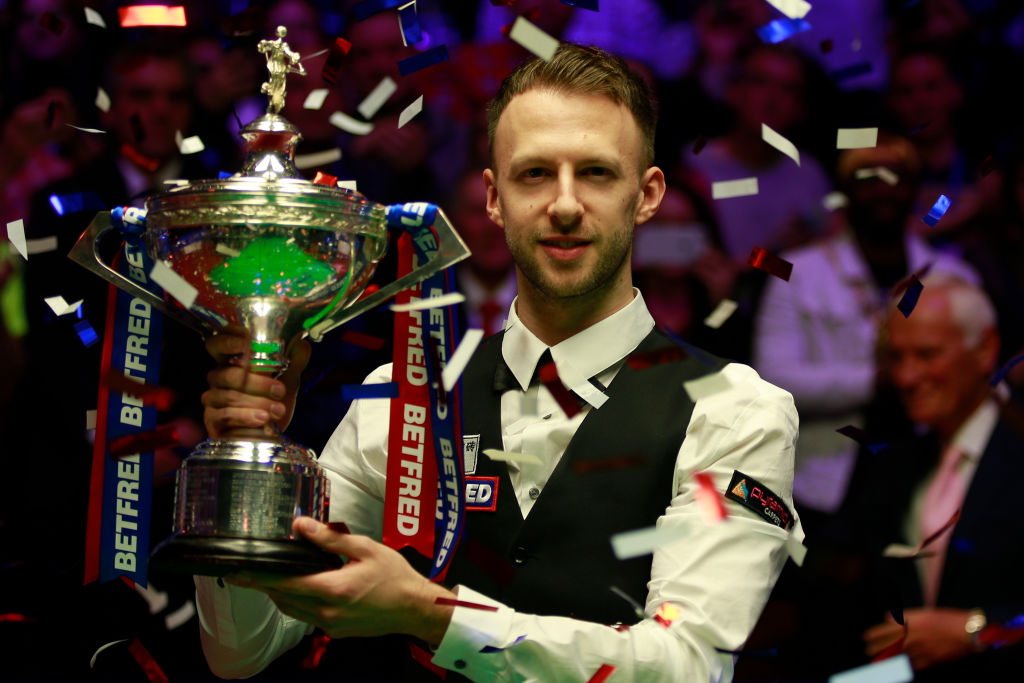 Judd Trump's best game would beat anyone in snooker history, says Ronnie O'Sullivan