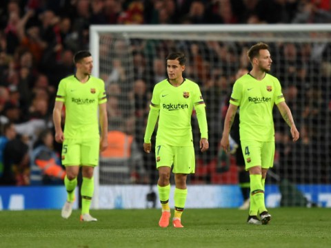 Philippe Coutinho and Ivan Rakitic slammed by Barcelona press for woeful displays against Liverpool