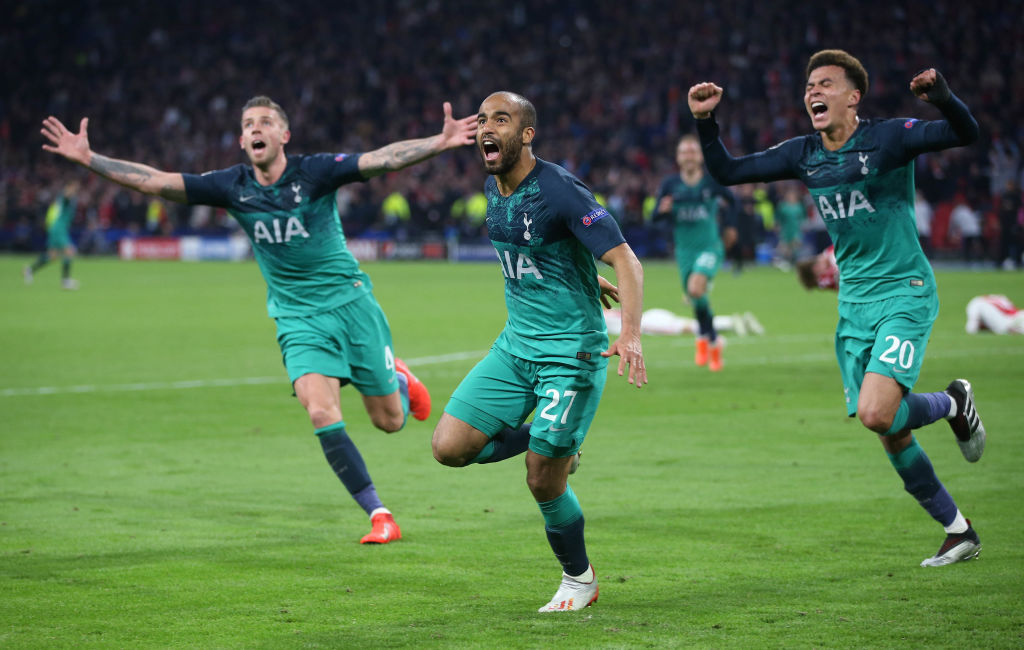 People thought they had been chosen to go to see Tottenham v Liverpool in Madrid