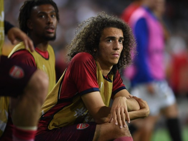 GettyImages-1148085878 Arsenal hope Matteo Guendouzi can convince Alexis Claude-Maurice to join Gunners