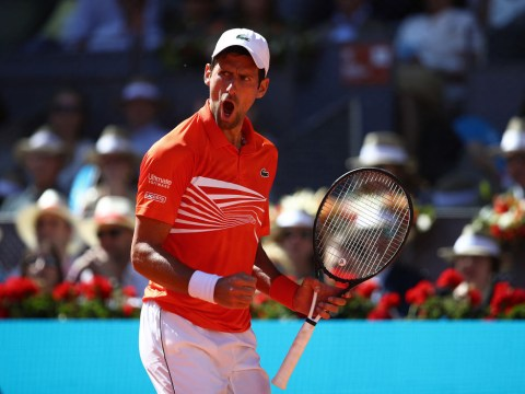 Novak Djokovic makes statement with win over in-form Dominic Thiem to reach Madrid Open final