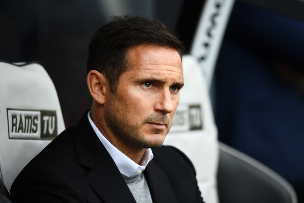 Frank Lampard admits Chelsea will be unable to replace Eden Hazard