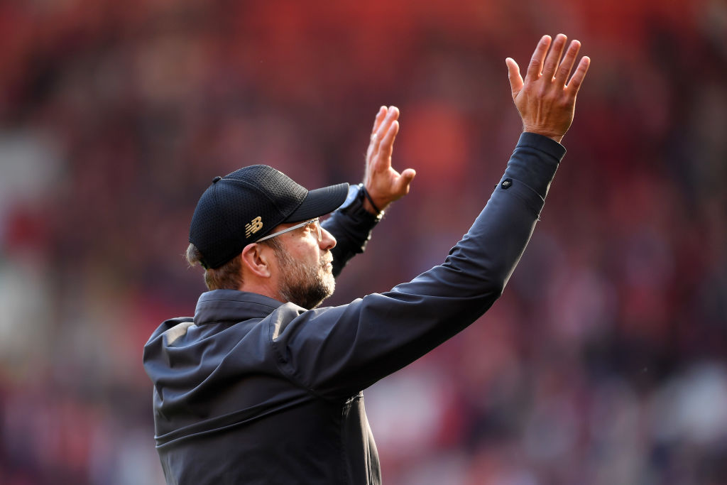 Liverpool just missed out on a first Premier League title