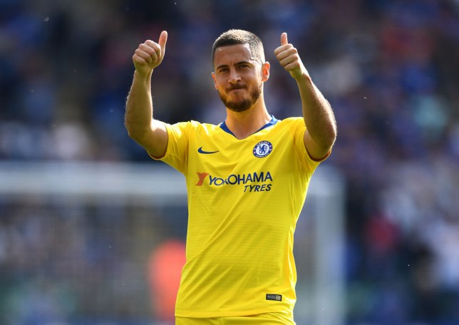 Real Madrid will wait to announce the signing of Eden Hazard