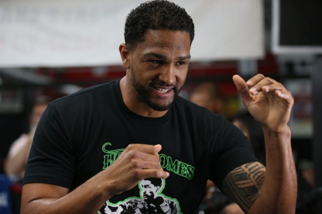 Dominic Breazeale responds to Deontay Wilder death threats and gives fight prediction